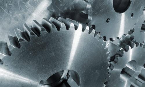 New titanium gears