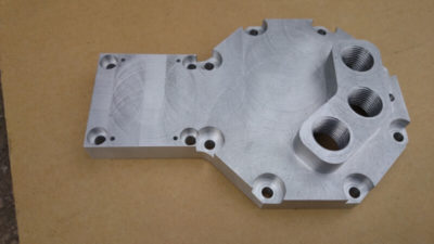 Manufactured Parts